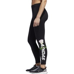 adidas Women's WIP Floral Leggings