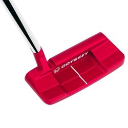 O Works 17 Red 1 Wide S Putter