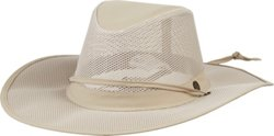 Men's No Fly Zone Ultralight Mesh Safari Hat