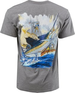 Men's Sailfish Boat T-shirt