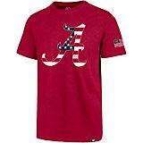 '47 University of Alabama Stars and Stripes Graphic Club T-shirt
