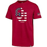 749cb94e4c1 '47 University of Oklahoma Stars and Stripes Club Distressed OHT Graphic T- shirt