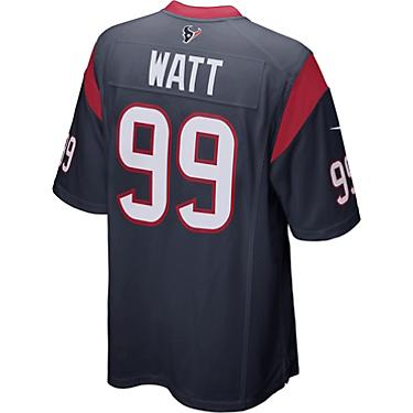 purchase cheap 763f9 95fb7 Nike Men's Houston Texans J.J. Watt Team Color Game Jersey