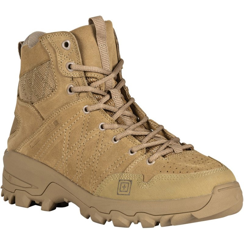 5.11 Tactical Men's Cable Hiker Tactical Boots Coyote, 13 - Men's Outdoor at Academy Sports thumbnail