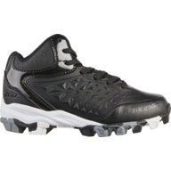Rawlings Boys' Revolt Football Cleats