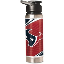 Houston Texans Diamond Collection 20 oz Double Wall Water Bottle