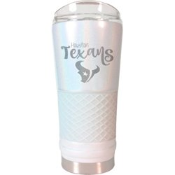 Houston Texans Diamond Collection Opal 24 oz Draft Tumbler