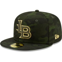 Men's Louisville Bats 59FIFTY Armed Forces Cap
