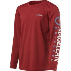Boys' Casting Long Sleeve T-shirt