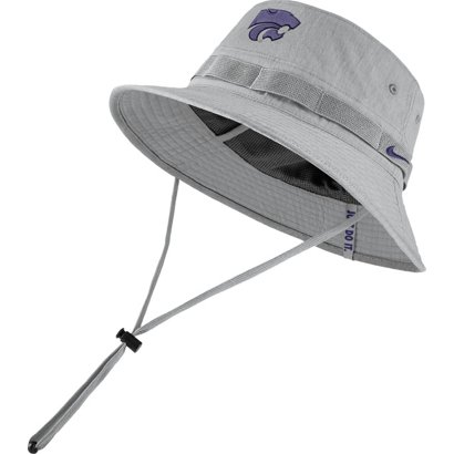 512cd1c73 ... Nike Men's Kansas State University Sideline Dry Bucket Hat. Kansas  State Wildcats Headwear. Hover/Click to enlarge