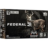 Federal Premium Buckmasters Rifle Ammo