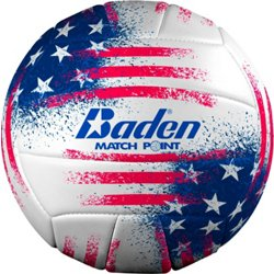 Match Point Stars and Stripes Recreational Indoor/Outdoor Volleyball