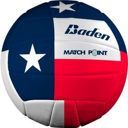 Match Point Texas Flag Recreational Indoor/Outdoor Volleyball