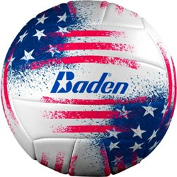 SZ2 Stars and Stripes Composite Volleyball