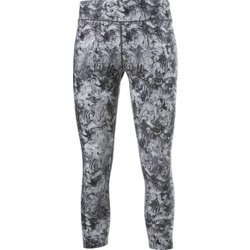 Women's Printed Cropped Leggings
