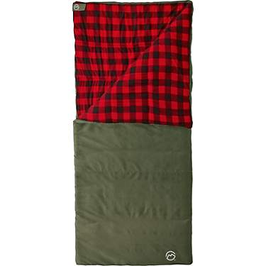 Magellan Outdoors Adults' 5 lbs Canvas Sleeping Bag