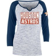 New Era Women's Houston Astros Space Dye Jersey