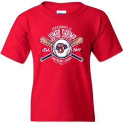 Boys' Jacksonville Jumbo Shrimp Take T-shirt