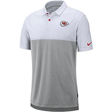 sale retailer 8f398 db71c Nike Men's Kansas City Chiefs Breathe 2 Polo Shirt