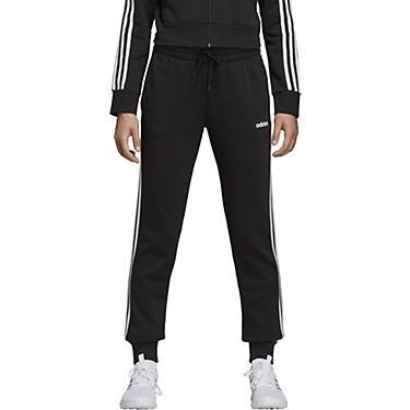 adidas Women's Essentials 3-Stripes Fleece Pants | Academy