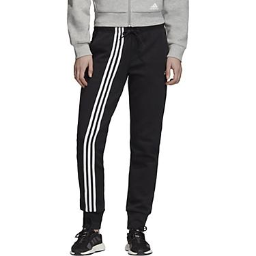 street price modern style replicas adidas Women's Must Haves 3-Stripes Double Knit Pants
