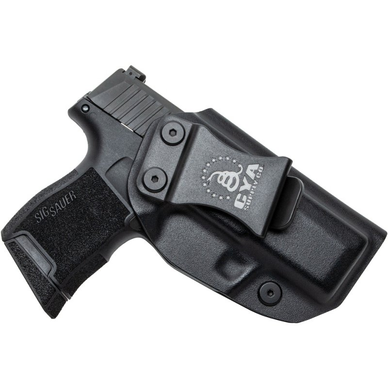 CYA Supply Co Sig Sauer P365 IWB Concealed Carry Holster Black – Gun Cases And Racks at Academy Sports