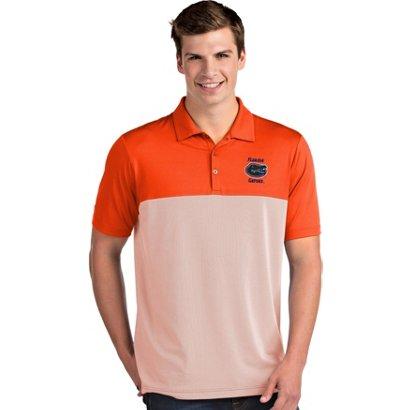 d03edf83144 Antigua Men's University of Florida Venture Polo Shirt | Academy