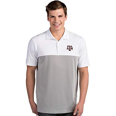 Antigua Men's Texas A&M University Venture Polo Shirt