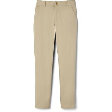 8d6da6b88a French Toast @School Men's Stretch Straight Fit Chino Pants