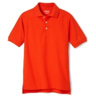 French Toast @School Boys' Pique Polo Shirt