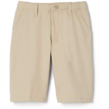 Medium - 5//6 Years Boys Black Stripey School//Uniform Shorts