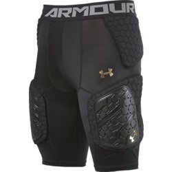 Game Day Armour 5-Pad Football Girdle
