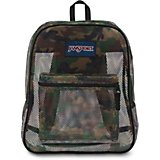 JanSport Men's Mesh Pack Camo Backpack