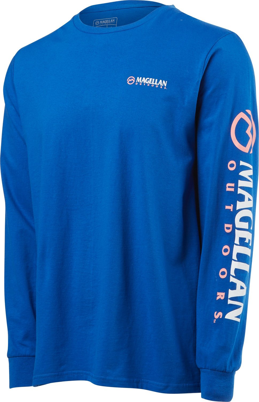 cbf7ff9e4 Display product reviews for Magellan Outdoors Men s Grotto Falls Long Sleeve  T-shirt