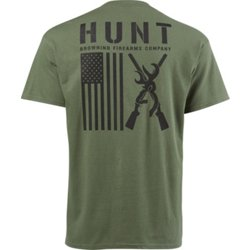 Men's Hunt Flag T-shirt