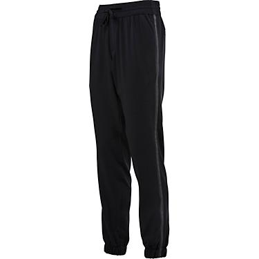 BCG Women's Taped Stretch Woven Jogger Pants