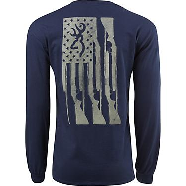 Browning Men S Flag T Shirt Academy