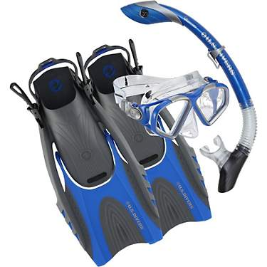U.S. Divers Adults' Cozumel Snorkel Set