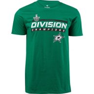 Dallas Stars Men's 2019 Stanley Cup Playoff Division Clipping T-shirt