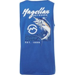 Men's Oblong Fish Tank Top