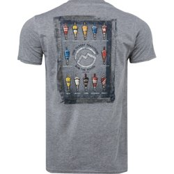 Men's Collegiate Bobbers Logo Graphic T-shirt
