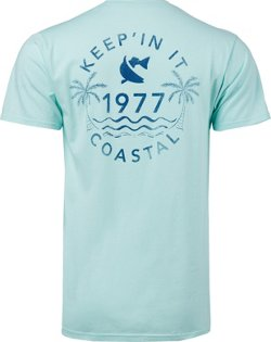 Men's Keepin' It Coastal T-shirt