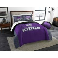 The Northwest Company Sacramento Kings 3-Piece Reverse Slam Full/Queen Bedding Set