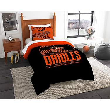 The Northwest Company Baltimore Orioles 2-Piece Grandslam Twin Bedding Set