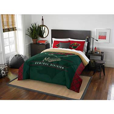 The Northwest Company Minnesota Wild 3-Piece Draft Full/Queen Bedding Set