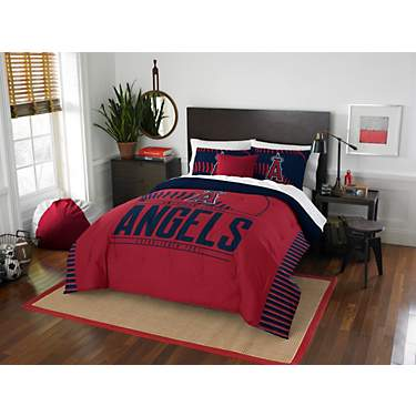 The Northwest Company Los Angeles Angels 3-Piece Grandslam Full/Queen Bedding Set