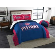 The Northwest Company Detroit Pistons 3-Piece Reverse Slam Full/Queen Bedding Set