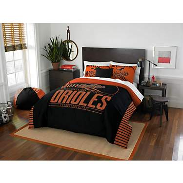 The Northwest Company Baltimore Orioles 3-Piece Grandslam Full/Queen Bedding Set