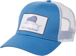 Men's Explore Sailfish Cap