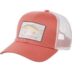Men's Explore Redfish Cap
